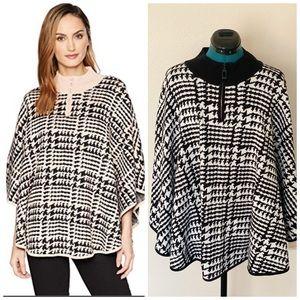 Ivanka Trump Poncho Sweater